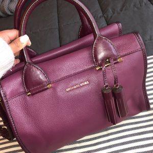 Brand NEW burgundy Michael Kors purse